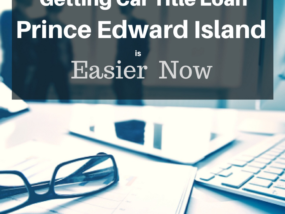 Bad credit Car loan Prince Edward Island