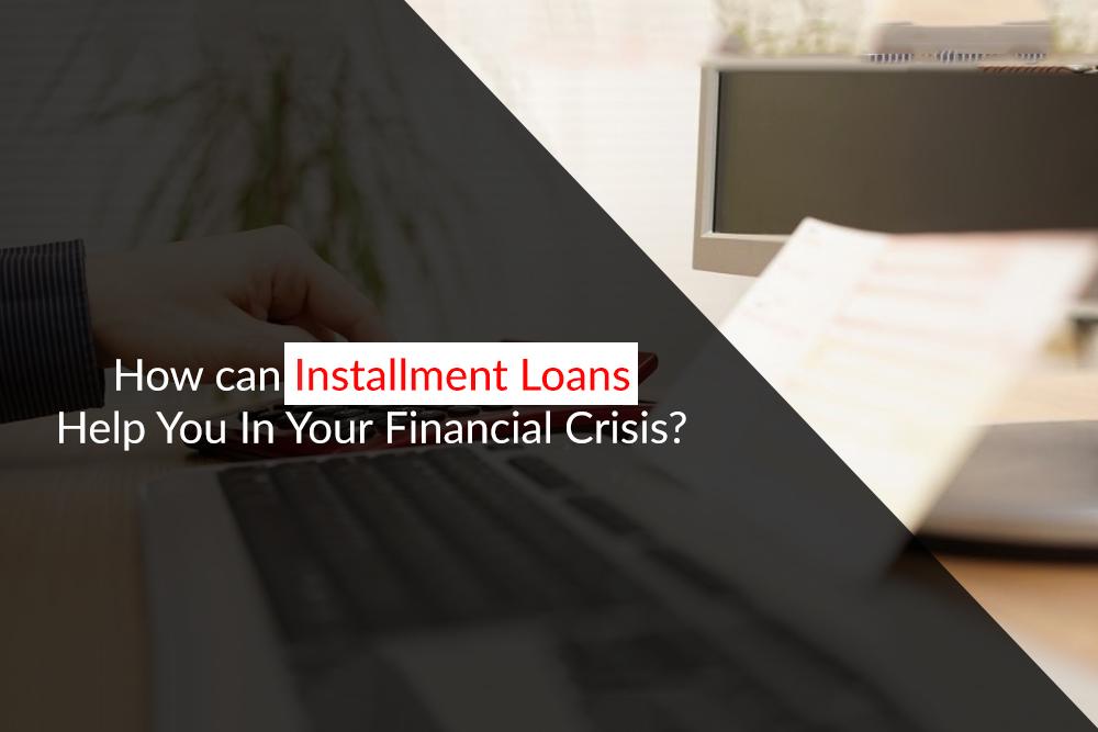 Installment loans Canada