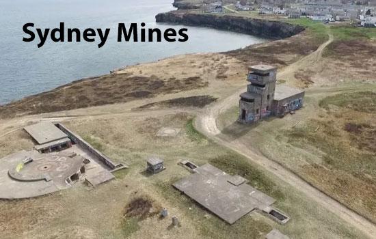 Sydney-Mines