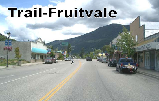 Trail-Fruitvale