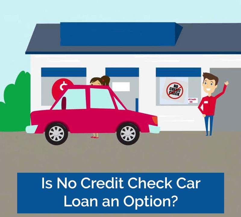 no credit check car loan