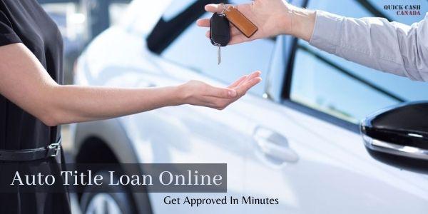 Auto Title Loan Online