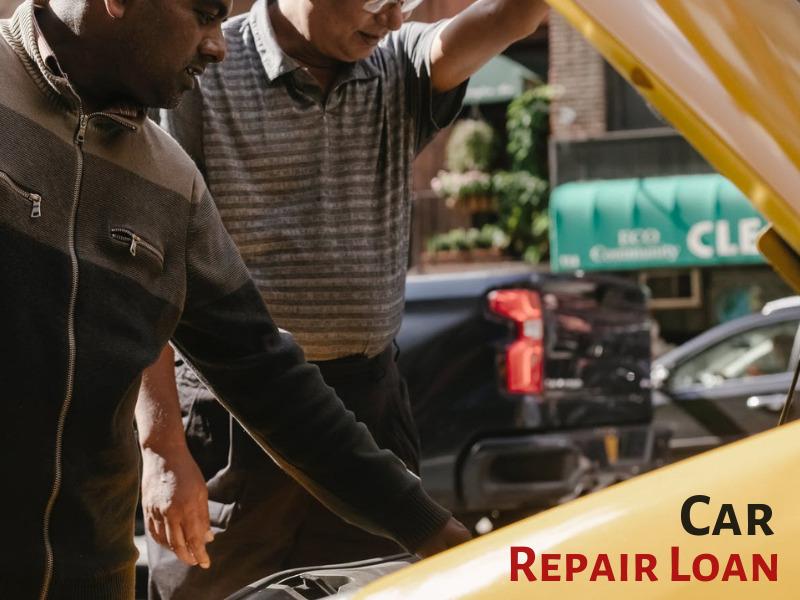 Car Repair Loan